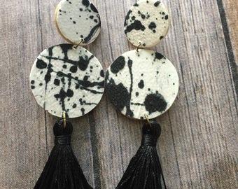 Colin earrings