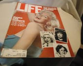 Vintage October 1981 Life Magazine Marilyn Monroe, collectable