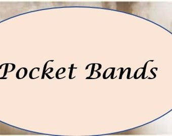 Add a Pocket Band (Strap) to your organizer