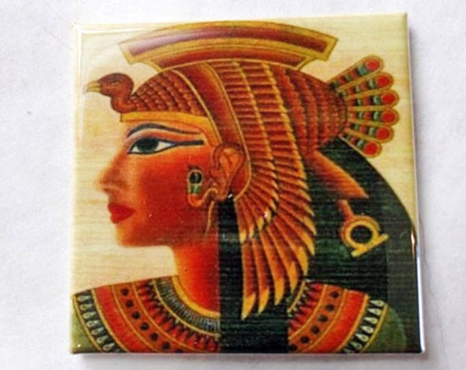 Queen Cleopatra Magnets! A unique, useful gift for your wife, daughter, mother or any special woman in your life