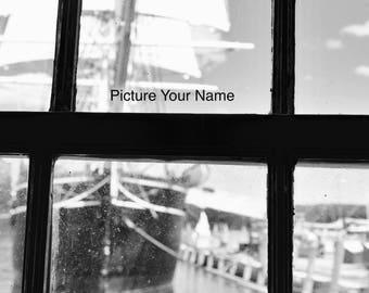 Letter H, seaport photo of H Alphabet Letters Alphabet Pictures Letter Pictures Alphabet Photography Alphabet Art Alphabet Images