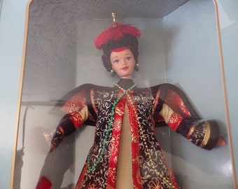 Chinese Empress Barbie Doll from the Great Eras Collector's Collection with Box,1996