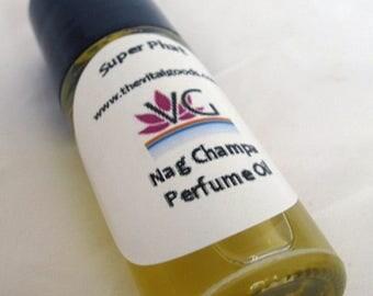 ON SALE Nag Champa Perfume oil 1oz