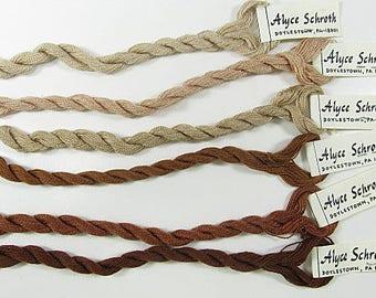 AS126 Alyce Schroth Silk Floss, Silk Floss, Floss