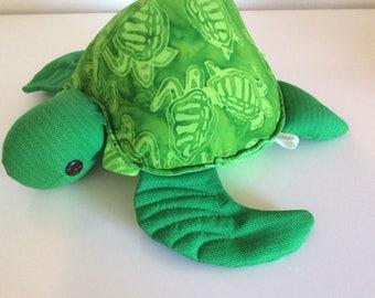 Honu(turtle) Hawaiian turtle - green turtle batik