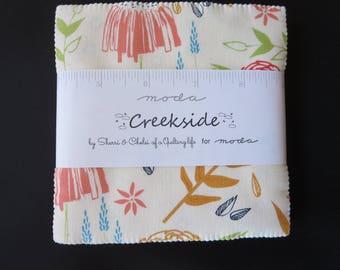 Moda - Creekside Charm Pack
