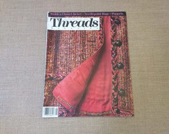 Threads Magazine June July 1989 Back Issue Number 23