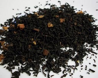 Peach Ginger Black Tea - 14 individual tea bags - contains caffeine