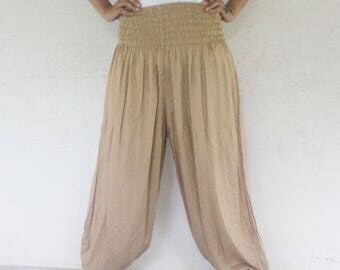 very simply harem balloon pant
