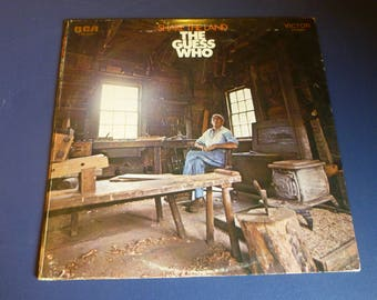 The Guess Who Share The Land Vinyl Record LP LSP-4359 RCA Victor Records 1970