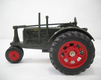 Vintage 1991 Ertl Massey-Harris Challenger Die-Cast Tractor (1/16 Scale) FREE SHIPPING