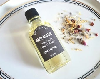 Bath Oil | Body Oil | Massage Oil | Scented Body Oil