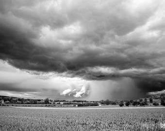 Alsatian monsoon