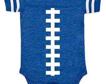 Football Sports Fanatic Baby Bodysuit