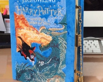 Book-clutch Harry Potter and the Goblet of Fire