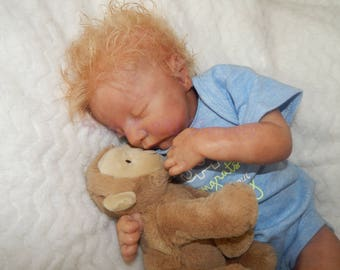 Levi by Bonnie Brown reborn baby boy