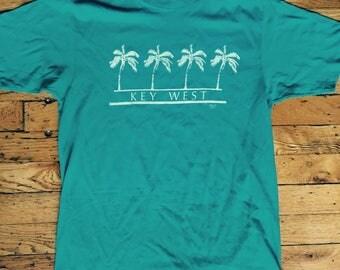 1980's Key West Florida t shirt USA large