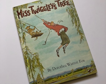 1966 Miss Twiggley's Tree Hardcover Book