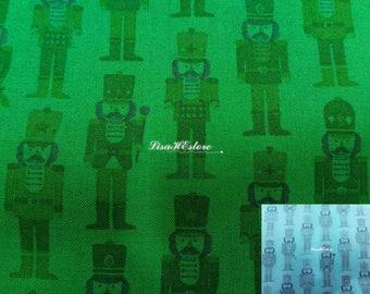 Nutcracker, 1/2 yard, pure cotton fabric
