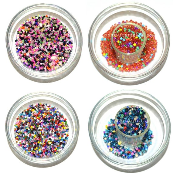 Loose Seed Beads - Custom Mixes, by the ounce