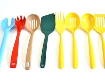 View Vintage kitchen utensils by LaurasLastDitch on Etsy