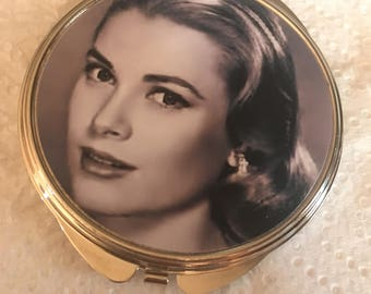 Grace Kelly Mirror Compact Lovely