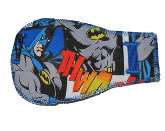 Batman Eye-Lids - kids eye patches - soft, washable eye patches for children and adults