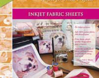 EQ Printables cotton Photo 200 thread count sheets by the Electric Quilt Company