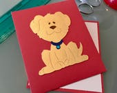 Chinese New Year 2018 - Year of the Dog - Red Envelopes and Cards - Set of 6