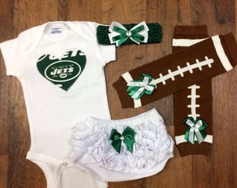 New York Jets Game Day Outfit