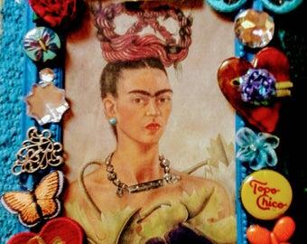 Frida Kahlo Shrine by JennyClay