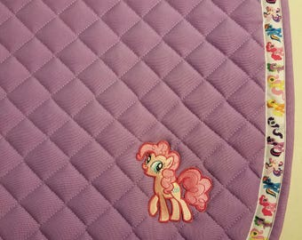Oh My! A little pony saddle pad