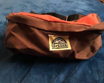 Vintage HI-Gear Fannypack