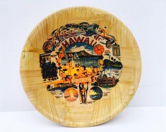 Hawaii Bamboo Bowl