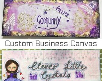 Custom Business Art, Customized Art, Buy Original Art Work, Fine Art, Design Services, Online Designer, Canvas Art,Wall Art, Mixed Media Art