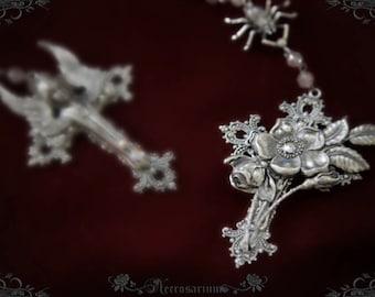 Spider's Cemetery - Memorial Necklace