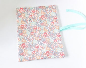 Protect health child notebook Liberty Michelle Peach - ON ORDER