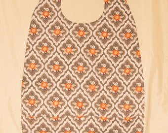 Adult Bib/Clothing Protector/Cover-Up/Apron with DEEP POCKET
