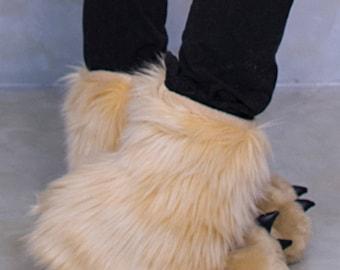 Custom Feet for Cougar