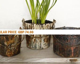 plant pot etsy. Black Bedroom Furniture Sets. Home Design Ideas