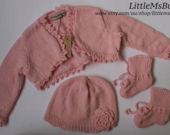 Sweet Keira Baby Gift Set Size 0 (9 months)