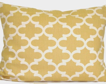 GOLD PILLOW COVER.16x20, 16x24 or 12x20 inch.Pillow Cover.Decorative Pillows.Gold.Home Decor.Housewares.Gold .Gold Recangular Pillow.Cushion