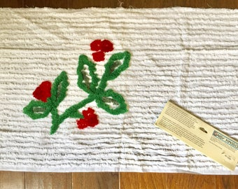 Vintage Daisy Kingdom Chenille Fabric