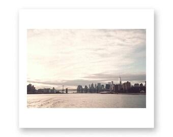New York photography, canvas art, large wall art, New York print, New York prints, New York City, NYC, New York canvas Manhattan skyline