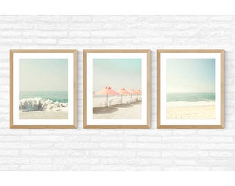 Canvas art, beach prints, beach photography, wall art canvas, beach wall art, large wall art, beach art, coastal wall art, beach canvas