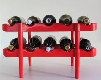 On Sale Kartell Space Age Stackable Wine Rack