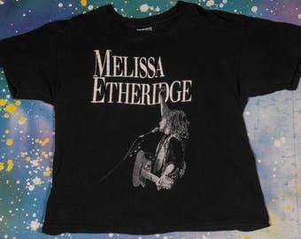 MELISSA ETHERIDGE Rock T-Shirt Size XL