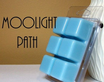 ON SALE - Moonlight Path Scented Wax Melt