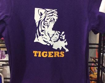 NEW TIGER shirt