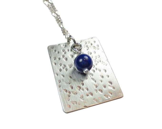 Texture #3 - Dogtag With 6 mm Bead